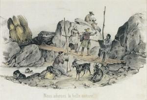 Voyage pittoresque Adam ca 1840